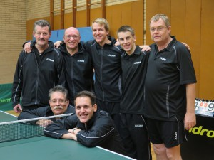 SVS 2. Mannschaft 2014-2015
