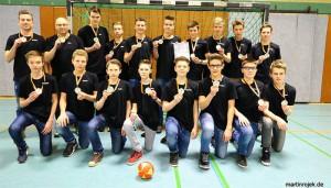männliche C Jugend Handball SV Schermbeck